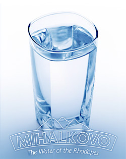 glass of water Mihalkovo
