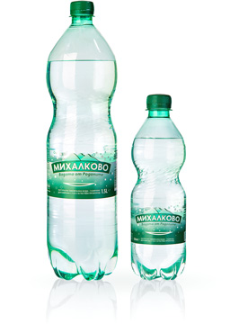 Mihalkovo naturally carbonated water 1.5 0.5