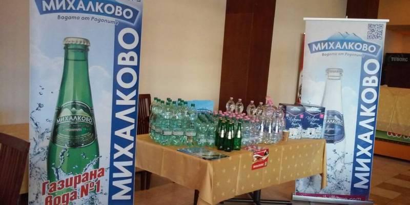 Интерес към продуктите на компания Михалково, нови патньори и засилено присъствие по Южното черноморие през летния сезон